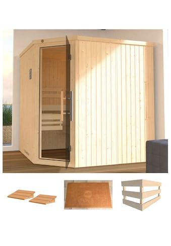 weka Sauna »Varberg 3«, ohne Ofen kaufen