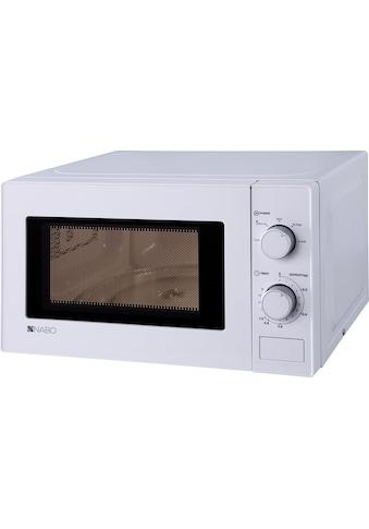Mikrowelle mit Unterbaufunktion, Nabo, »MWU 2010« kaufen