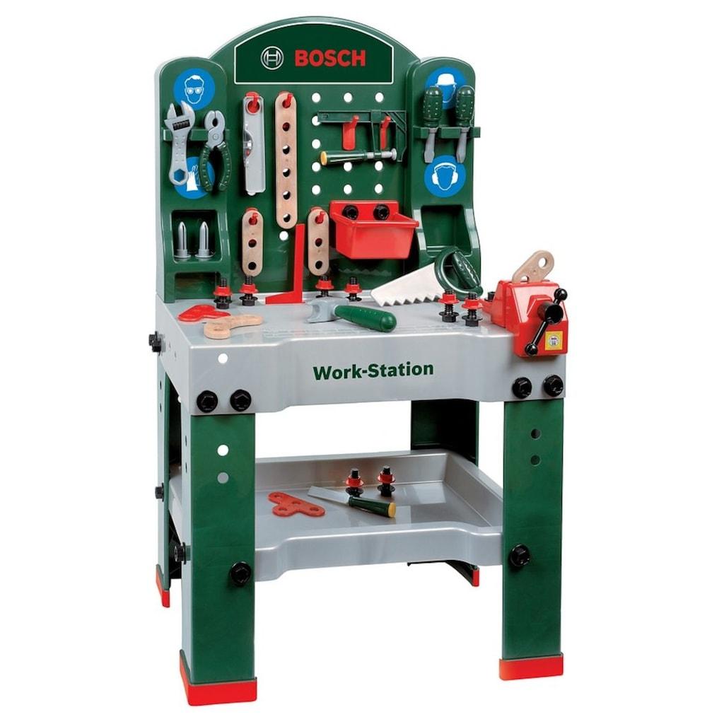 Klein Werkbank »BOSCH-Workstation (43tlg.)«, Made in Germany