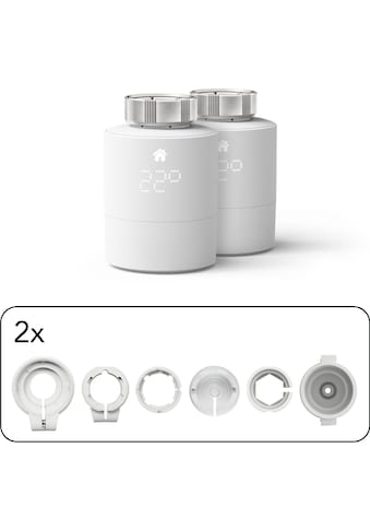 Tado Heizkörperthermostat »Smartes Heizkörperthermostat - Duo Pack (Universal)« kaufen
