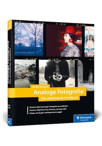 Buch »Analoge Fotografie / André Giogoli« kaufen