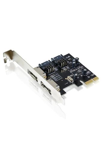 CSL PCIe Schnittstellenkarte für SATA III / eSata III kaufen