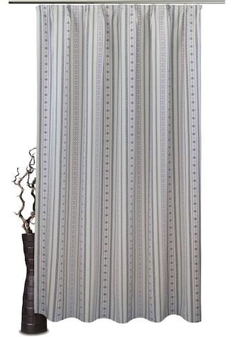 Vorhang, »Devin«, VHG, Kräuselband 1 Stück kaufen