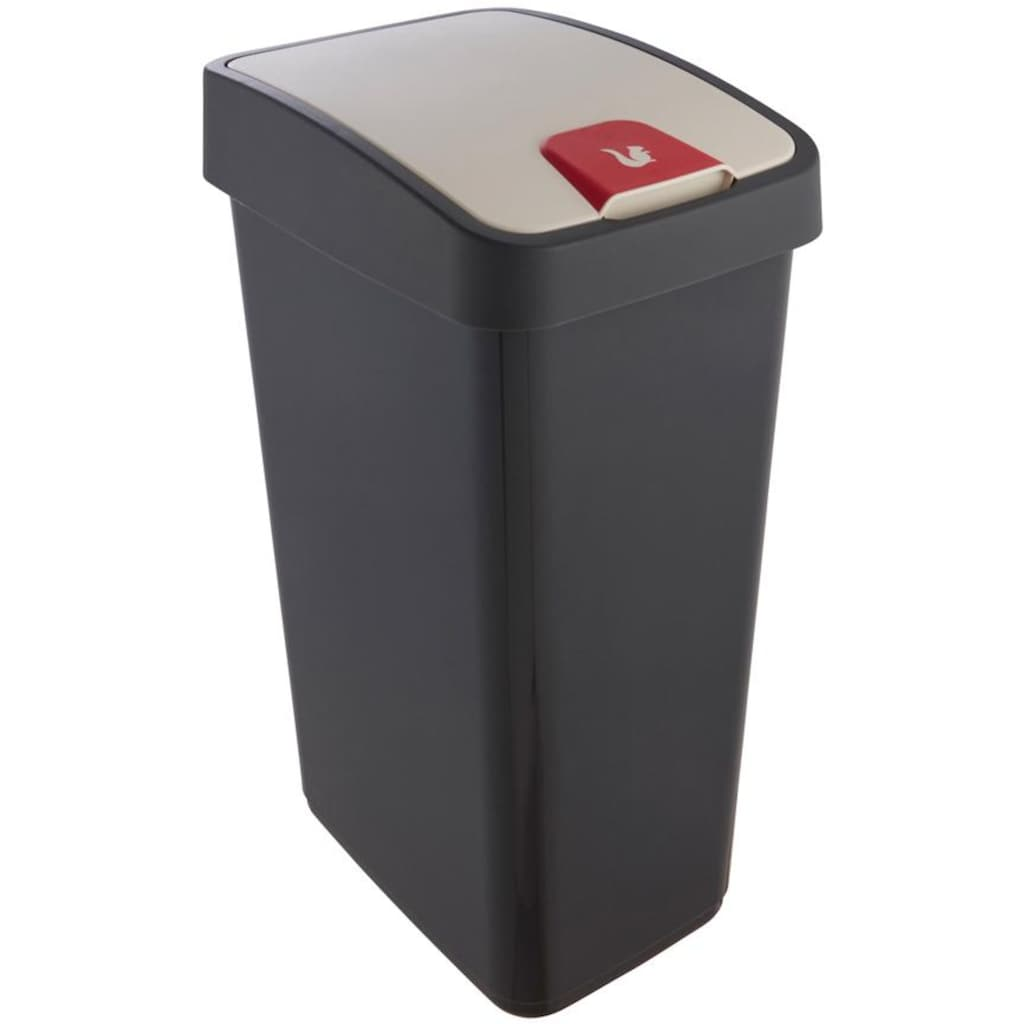 keeeper Mülleimer »magne«, Soft-Touch Grifffläche