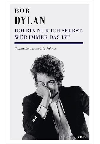 Buch »Leonard Cohen - Ich bin nur ich selbst, wer immer das ist / Bob Dylan, Thomas... kaufen