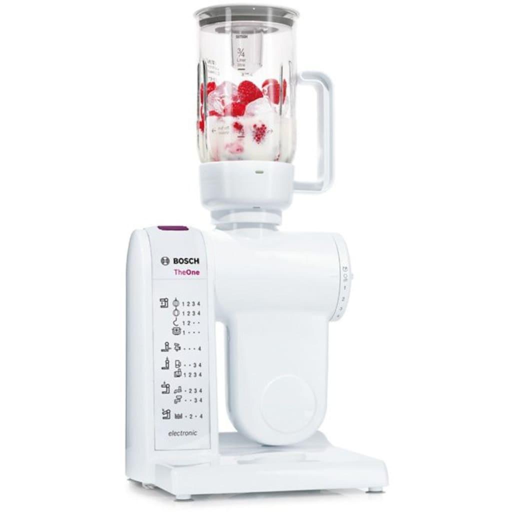 BOSCH Küchenmaschine »MUM4657 The One«, 550 W