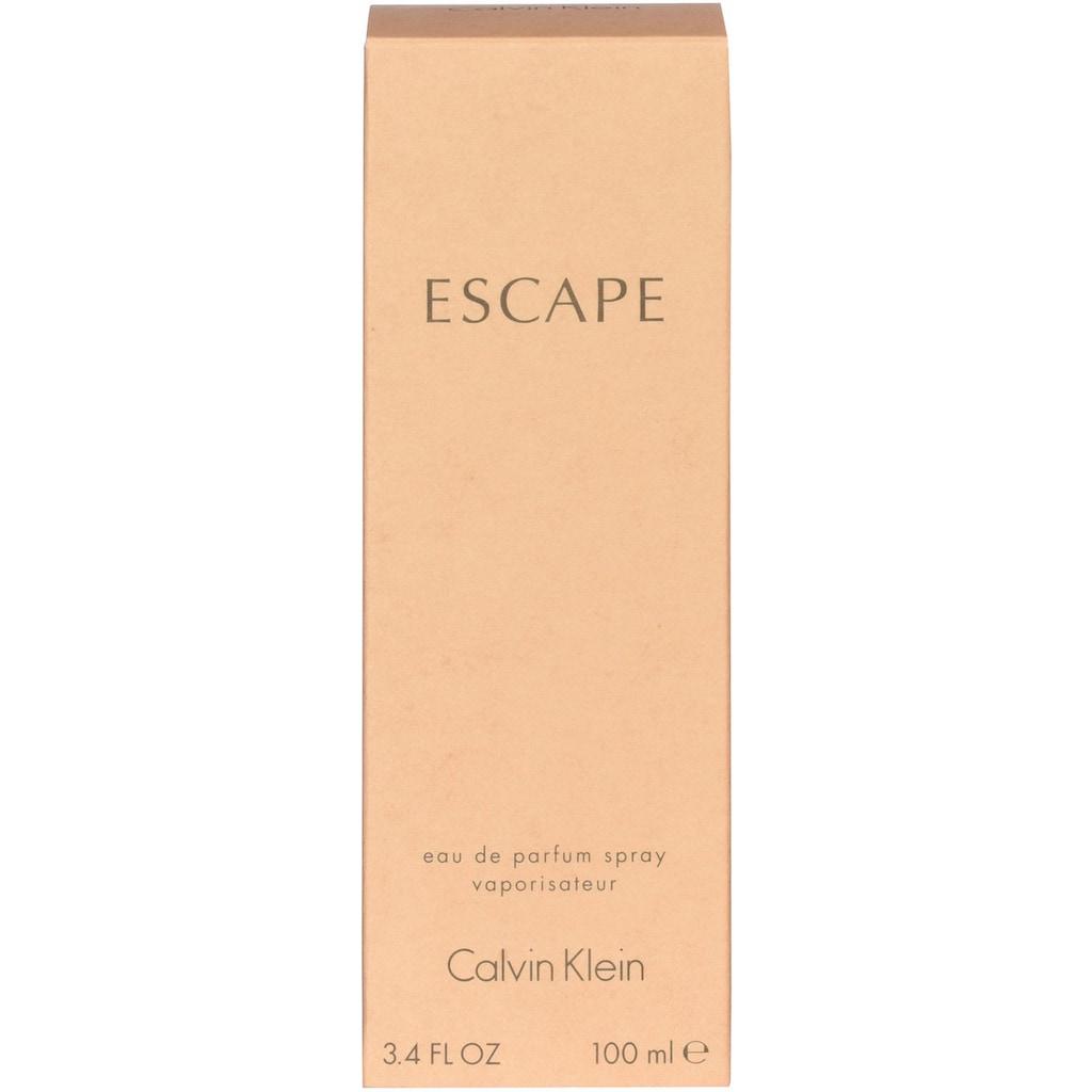 Calvin Klein Eau de Parfum »Escape«