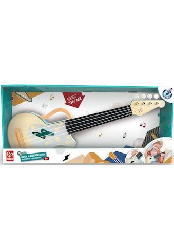Hape Spielzeug-Musikinstrument »Rock'n'Roll Lern-Ukulele« kaufen