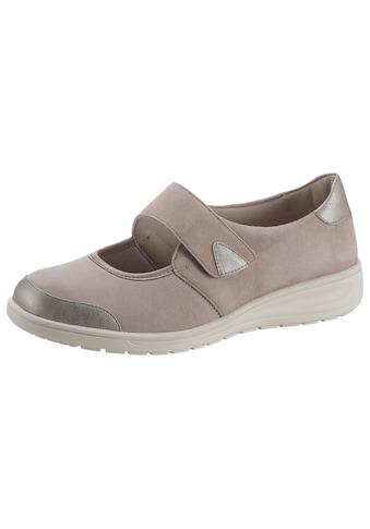 SOLIDUS Klettschuh »KATE«, in Schuhweite K (extraweit) kaufen