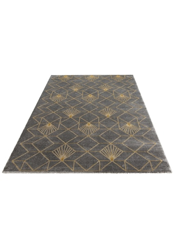 Teppich, »Nana«, Leonique, rechteckig, Höhe 12 mm, maschinell gewebt kaufen