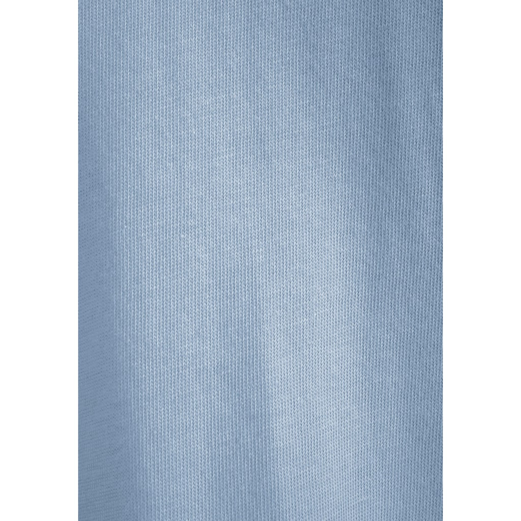 Vivance Dreams Langarmshirt, mit V-Ausschnitt