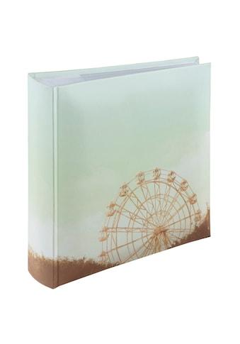 """Hama Fotoalbum »Einsteck-Album«, """"Big Wheel"""", für 200 Fotos im Format 10x15 kaufen"""