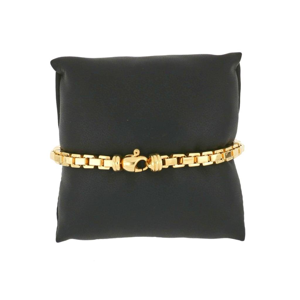 Firetti Armband »Venezianerkettengliederung, 6,0 mm breit«