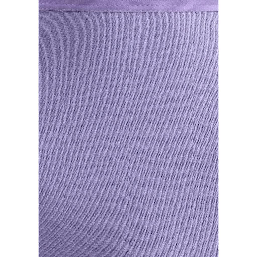 Go in Hüftslip, in klassischen Uni-Farben