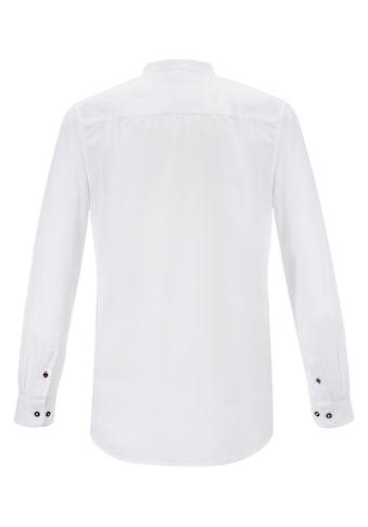 Andreas Gabalier Kollektion Trachtenhemd im Hirtenhemd - Look kaufen