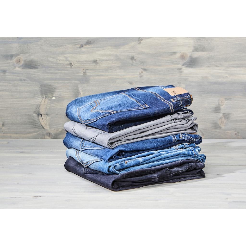 H.I.S Slim-fit-Jeans »FLUSH«, Nachhaltige, wassersparende Produktion durch OZON WASH