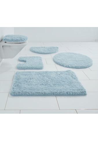 Guido Maria Kretschmer Home&Living Badematte »Micro exclusiv«, Höhe 55 mm, strapazierfähig, democratichome Edition kaufen
