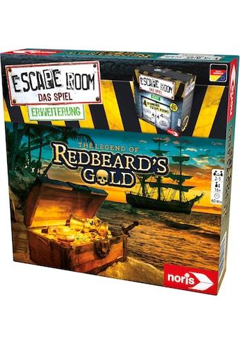 """Noris Spiel, """"Erweiterungsspiel, Escape Room: Redbeard's Gold"""" kaufen"""