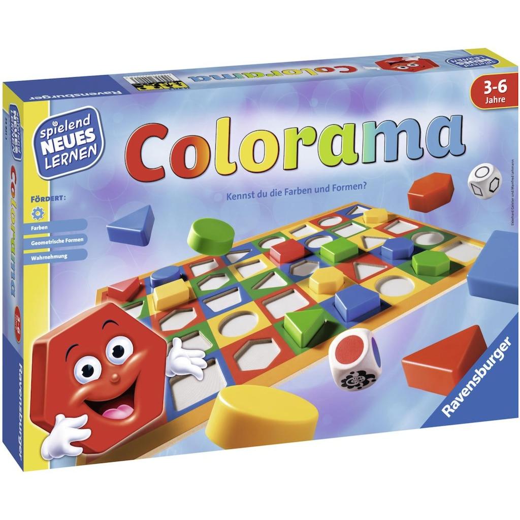 Ravensburger Spiel »Colorama«, Made in Europe, FSC® - schützt Wald - weltweit