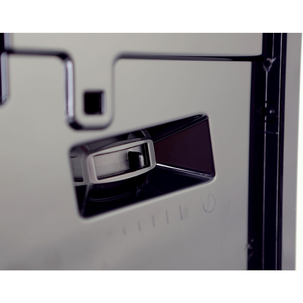 Melitta Kaffeevollautomat »CAFFEO Barista T Smart® F831-101«, silberfarben