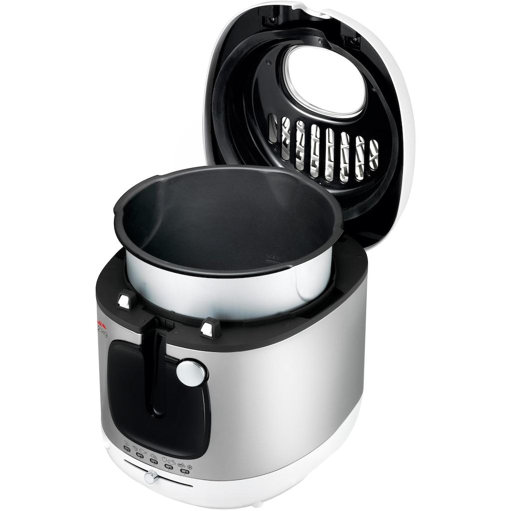 Moulinex Fritteuse »Mega AM4800«, 2100 W, Fassungsvermögen 2 kg