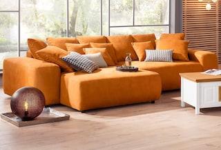 home affaire ecksofa bequem auf rechnung kaufen. Black Bedroom Furniture Sets. Home Design Ideas