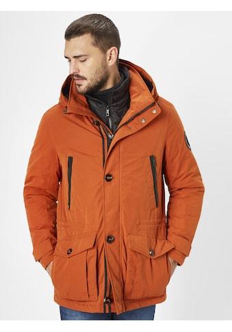S4 Jackets Outdoorjacke »Everest«, moderner Winterparka, wasserabweisend kaufen