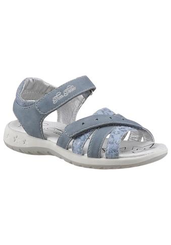 TOM TAILOR Sandale, mit gepolstertem Schaftrand kaufen