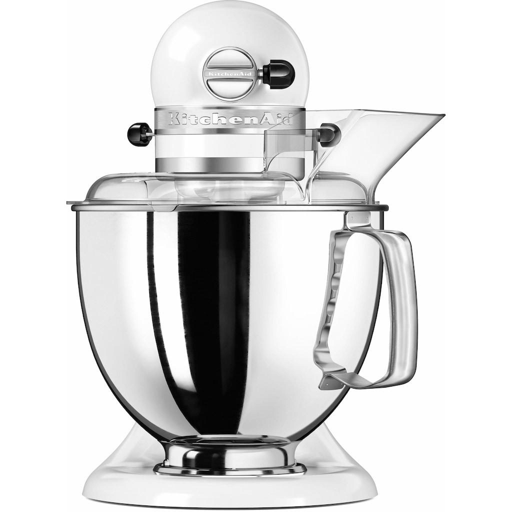 KitchenAid Küchenmaschine »5KSM175PSEWH Artisan«, 300 W, 4,8 l Schüssel, inkl. Sonderzubehör im Wert von ca. 112,-€ UVP