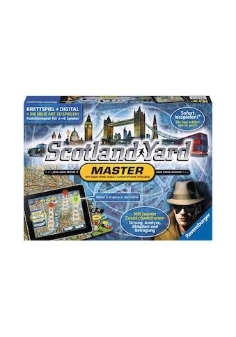 """Ravensburger Spiel, """"Scotland Yard  -  Master"""" kaufen"""
