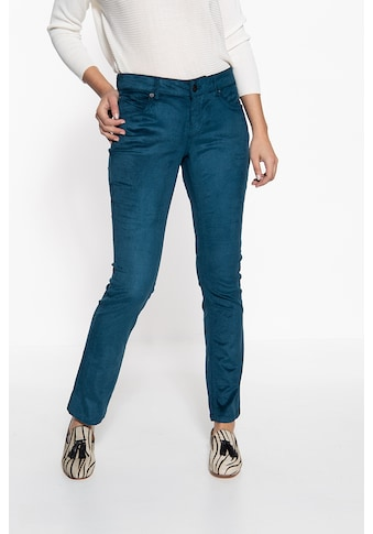 ATT Jeans Stretch-Hose »Belinda«, aus Feincord kaufen