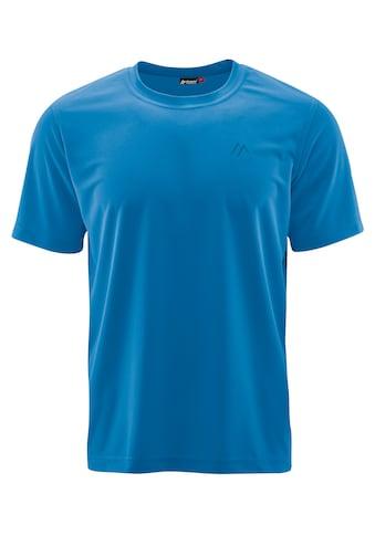 Maier Sports Funktionsshirt »Walter«, ideal für Freizeit und Sport kaufen