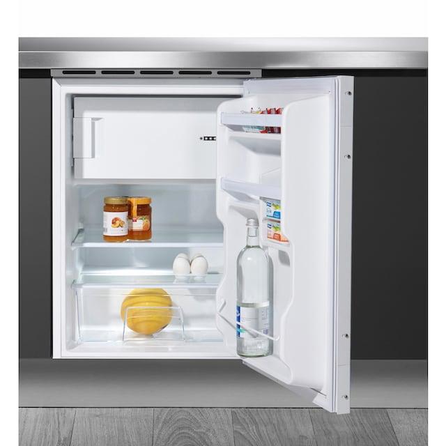 Amica Einbaukühlschrank, 78,5 cm hoch, 49,5 cm breit