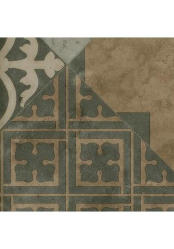 BODENMEISTER Packung: Vinylboden »PVC Bodenbelag Retro diagonal«, Meterware, Breite 200/300/400 cm kaufen