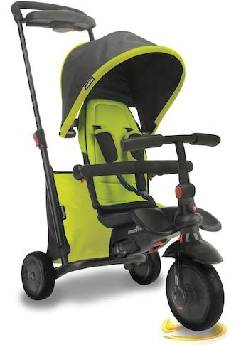 smarTrike® Dreirad »Folding Trike 500 grün«, mit verstellbarem Sonnenschutzdach kaufen