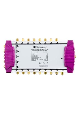 Opticum Red SAT-Verteiler »Multischalter OMS 5/16P« kaufen