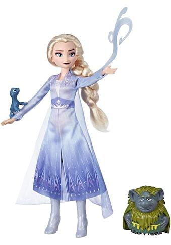 """Hasbro Anziehpuppe """"Die Eiskönigin II, Elsa im Reise - Outfit"""" kaufen"""
