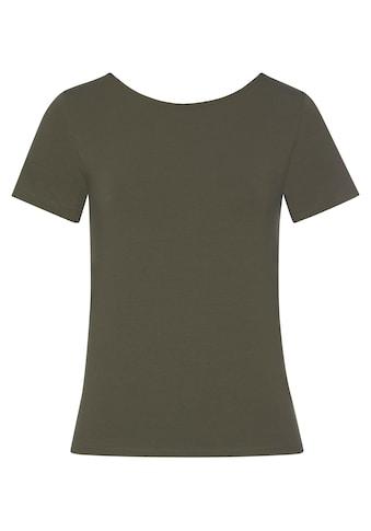 Only Rundhalsshirt »ONLMATHILDE« kaufen