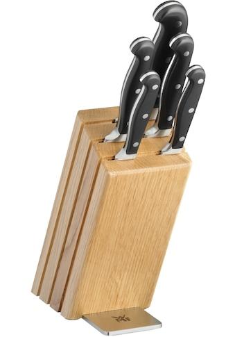 WMF Messerblock »Spitzenklasse Plus«, 6 tlg., Messerklingen aus Spezialklingenstahl kaufen