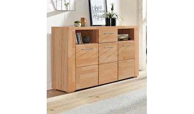 Woltra Sideboard »Celle«, Breite 130 cm kaufen