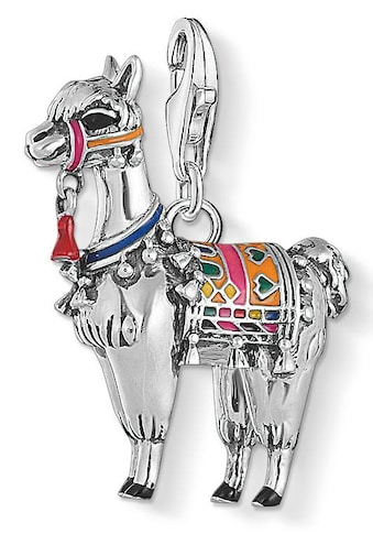 "THOMAS SABO Charm-Einhänger »Charm-Anhänger ""Lama"", 1694-664-7« kaufen"