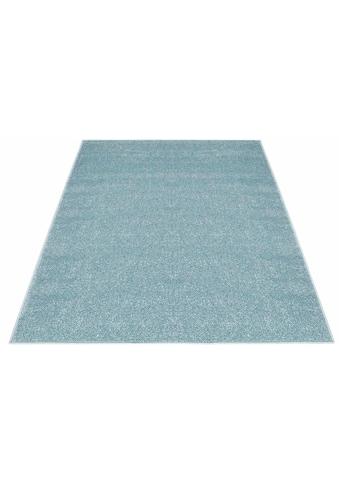 Carpet City Teppich »Moda Soft 2081«, rechteckig, 11 mm Höhe, pastell Farben,... kaufen