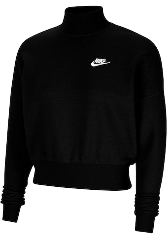 Nike Sportswear Sweatshirt »Essential Women's Mock - neck Fleece Top« kaufen