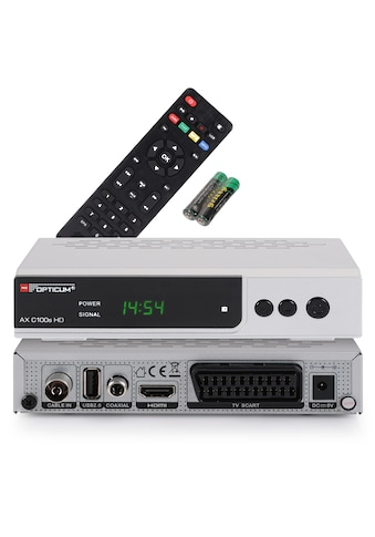 Opticum Red »AX C100s HD« Kabel - Receiver kaufen
