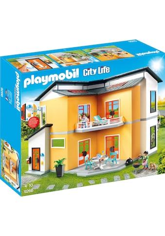 "Playmobil® Konstruktions - Spielset ""Modernes Wohnhaus (9266), City Life"", Kunststoff kaufen"