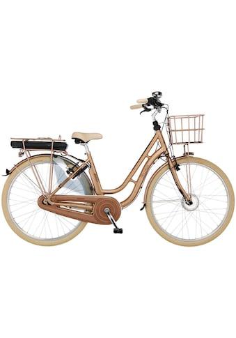 FISCHER Fahrräder E-Bike »RETRO 2.1«, 7 Gang, Shimano, Nexus, Frontmotor 250 W kaufen