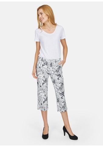 ANGELS 3/4-Jeans,Lia' mit floralem Print kaufen