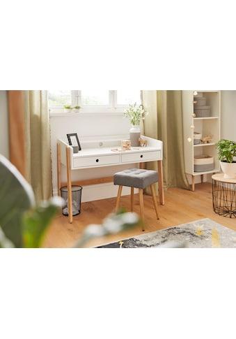 Lüttenhütt Schreibtisch »Dolidoo«, in skandinavischem Look, Home schooling kaufen