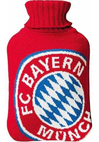 FC Bayern Wärmflasche »Logo« kaufen