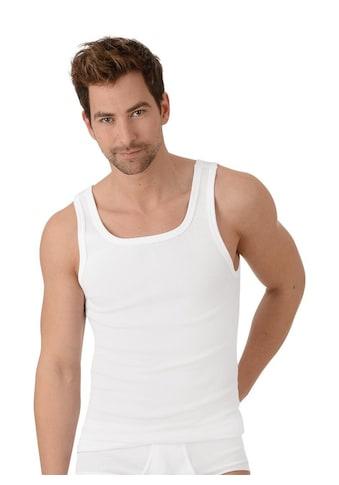 Trigema Träger - Unterhemd Feinripp im Doppelpack kaufen